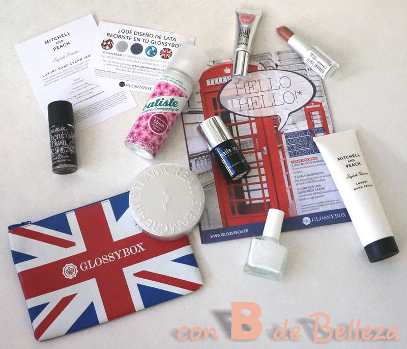 Caja Best of Britain Glossy