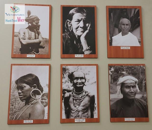 Tham quan Bảo tàng Lâm Đồng