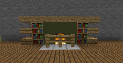 MINECRAFT: Muebles y decoraci?n en Minecraft sin mods