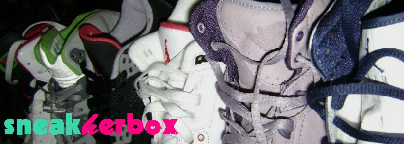 beedee presents sneakHerbox- Your 1st Choice for Female Sneaker News!