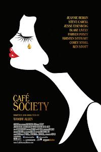 Café Society Poster