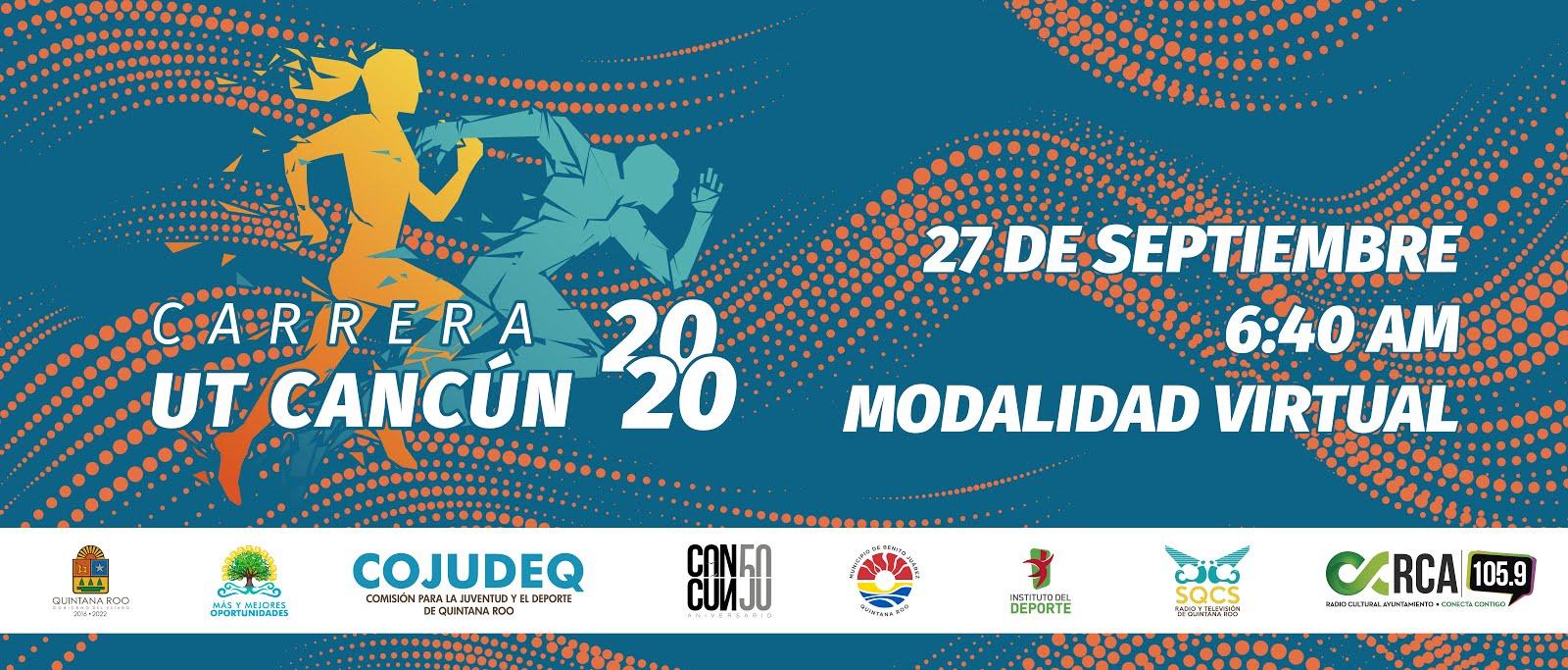 Carrera Ut Cancún 2020