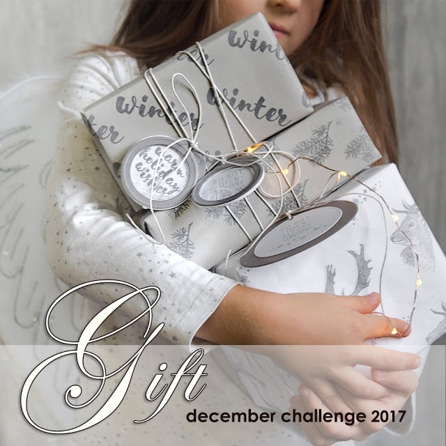 "Завдання грудня ""Подарунок""/December challenge ""Gift"" до 31/12"