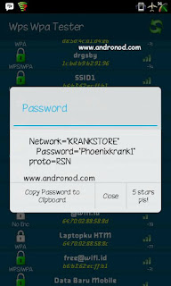 Cara Mudah Membobol Password WiFi Dengan Hp Android Dijamin