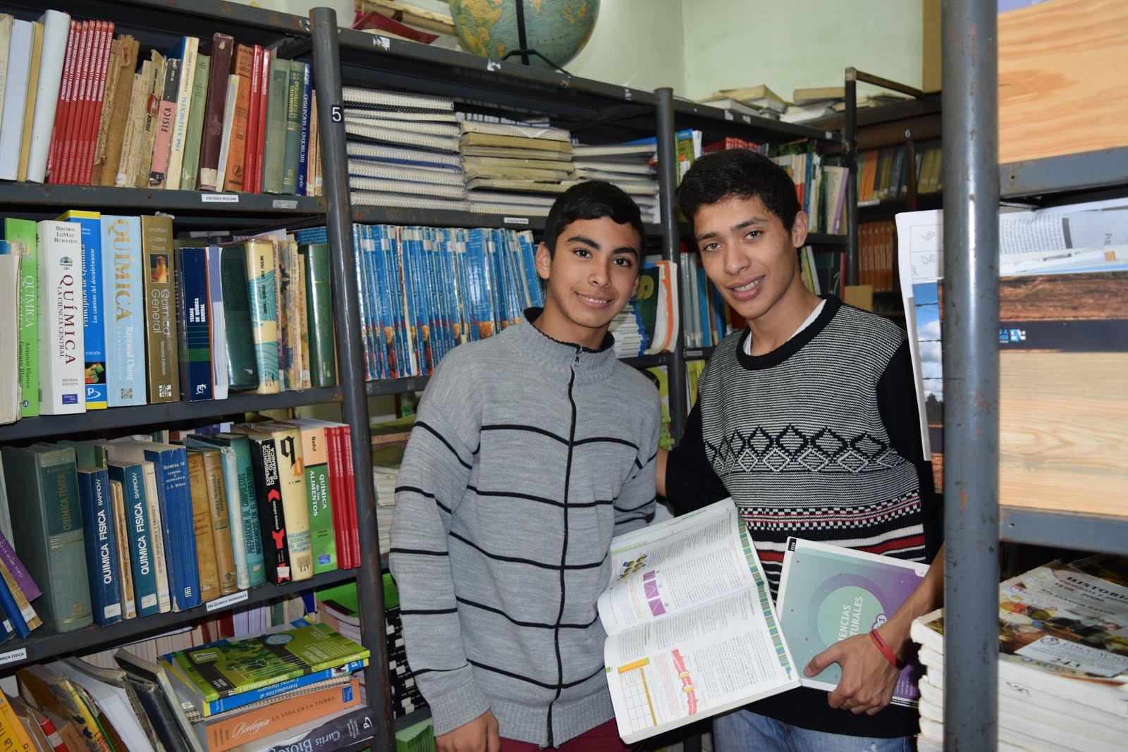 Visite el blog de la biblioteca