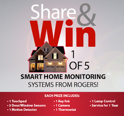 Rogers Smart Home Monitoring System