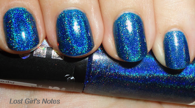 hits no olimpo swatches and review