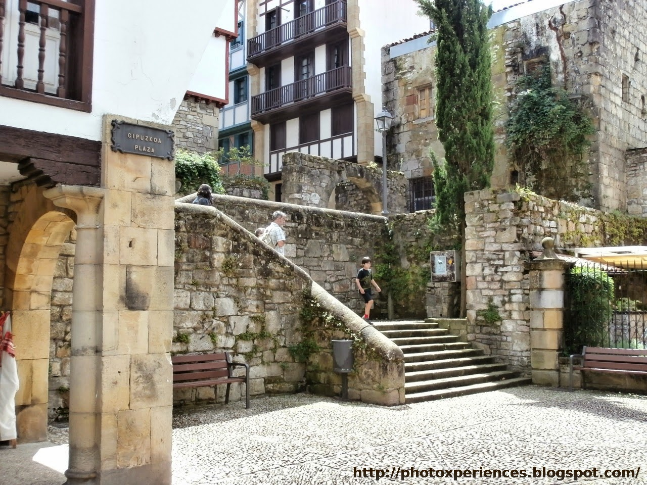 Casco Antiguo de Hondarribia - Fuenterrabía