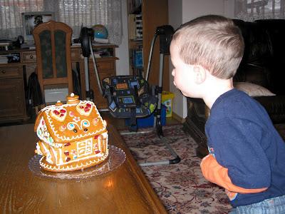 POHÁDKA: O perníkové chaloupce narozeninové voňavé