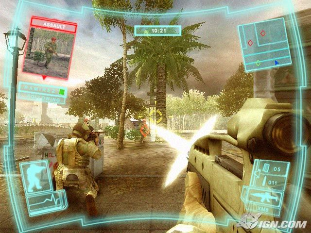 Tom Clancy's Ghost Recon: Advanced Warfighter Free Download image 2