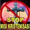 STOP MISI KRISTENISASI
