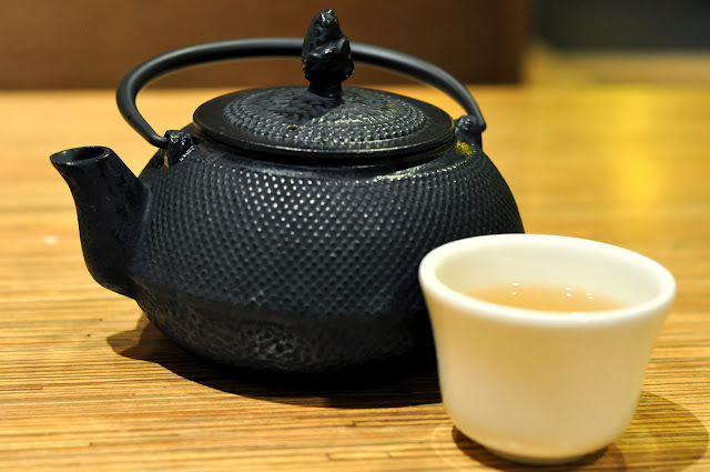 Tea at The Noodle Shop - Mandalay Bay - Las Vegas, NV | Taste As You Go