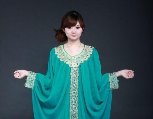 Model Busana Muslim 2012 - Terbaru - Cewek