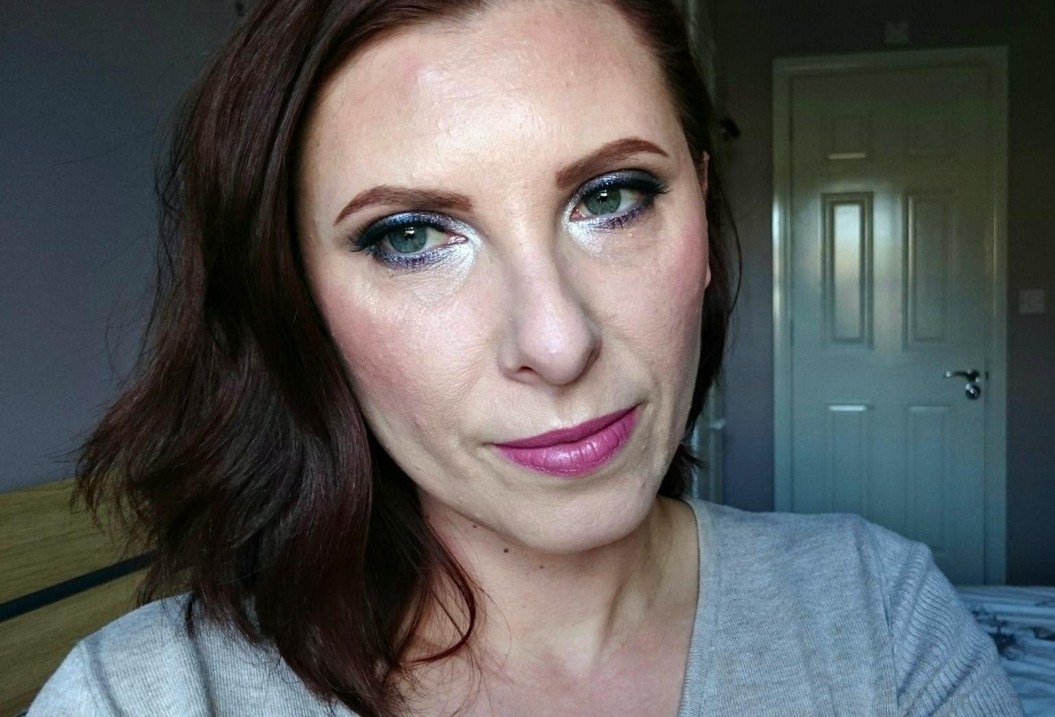 Nars Jardin Perdu makeup look