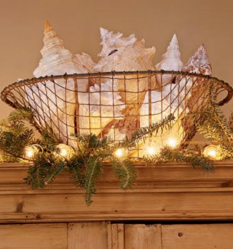holiday coastal decor