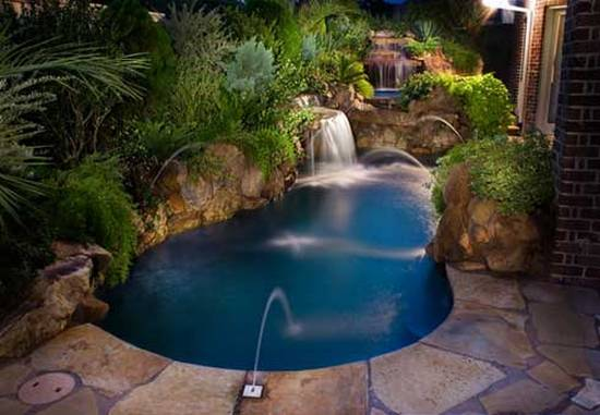 and exotic small pool design ideas for small backyards home design