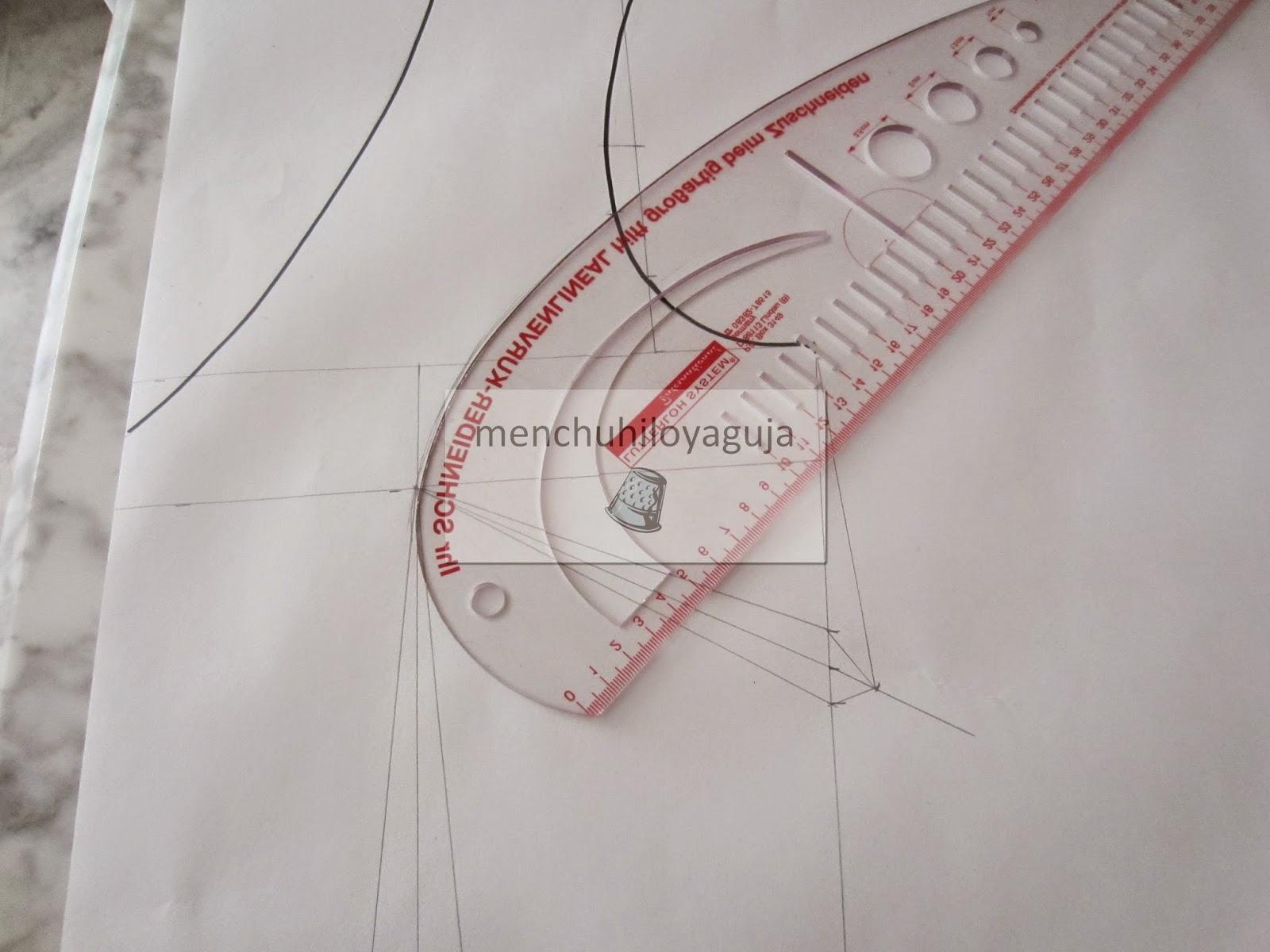 Patrones de Costura: PATRON TRAJE DE FLAMENCA