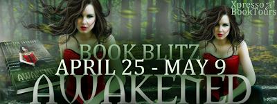 Book Blitz: Awakened (The Legends of Elyndia #1) by Kriston Johnson