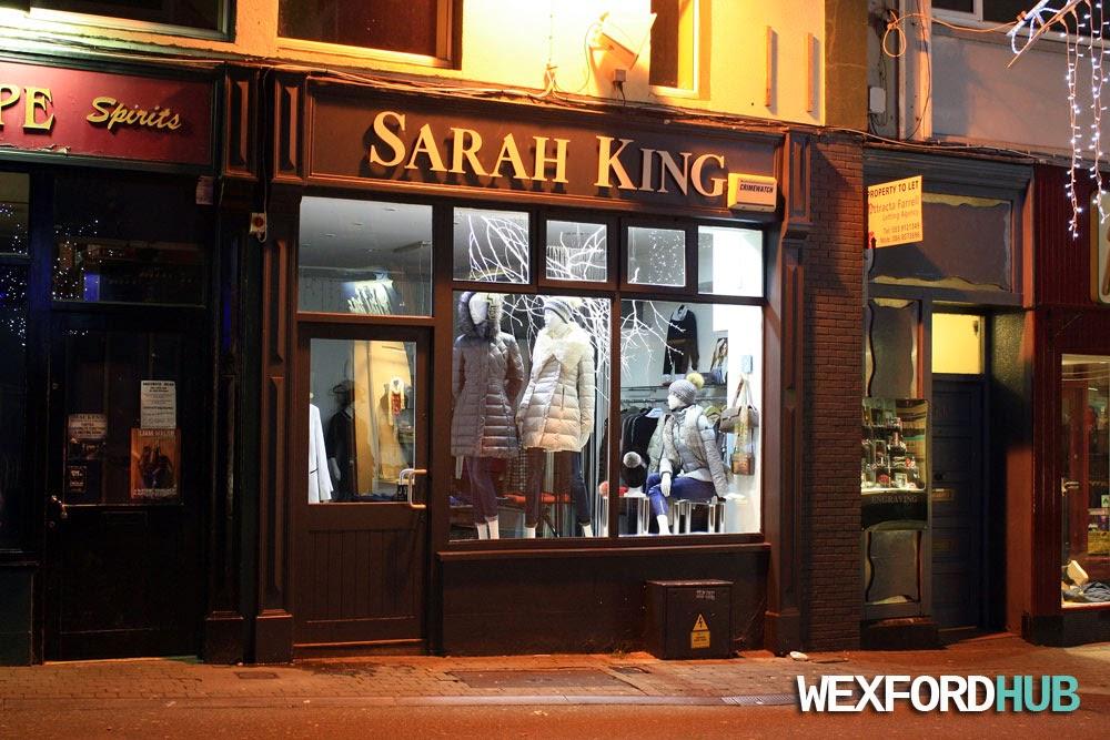 Sarah King, Wexford
