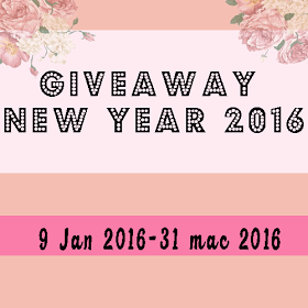 Giveaway, contest, new, year, 2016, qiya, saad