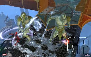 marvel heroes screen 3 Marvel Heroes (PC)   Game Update 2.0 Asgard Screenshots