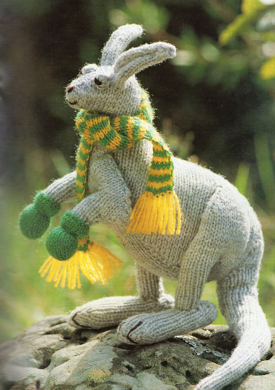 Kangaroo Knitting Pattern Julia Gillard : Knitographical: Our Prime Minister Knits - So What?