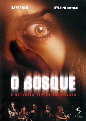 Filme Poster O Bosque DVDRip XviD & RMVB Dublado