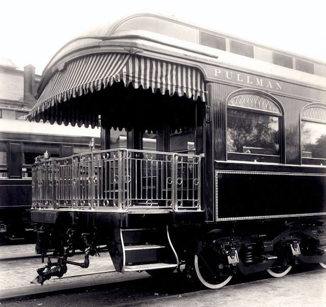 Just A Car Guy Pullman Train Cars The Epitome Of Luxury