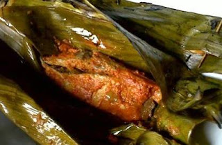 Resep Pepes Ikan Tongkol Pedas Manis Asam Belimbing Wuluh Wangi Kemangi