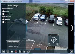 Download Xeoma Video Surveillance Terbaru