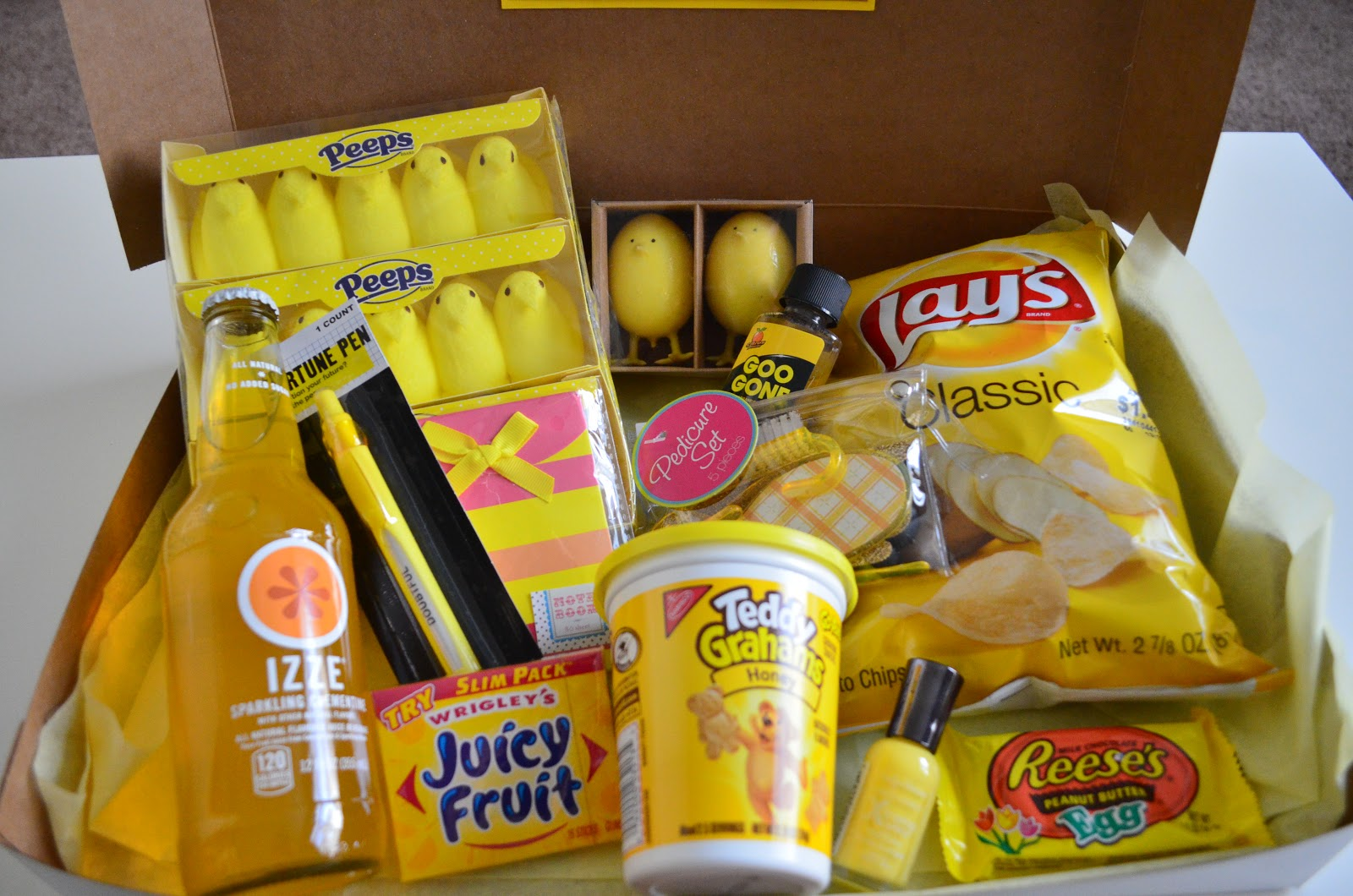 My Best Friends Blog A Little Box Of Sunshine