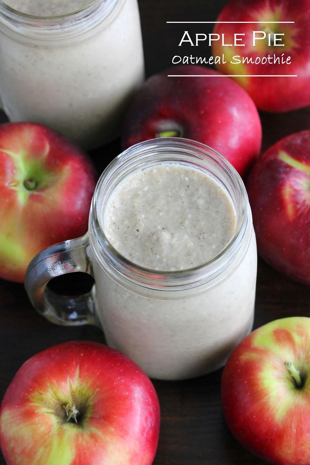 healthy pumpkin oatmeal shake pumpkin apple breakfast pumpkin smoothie ...