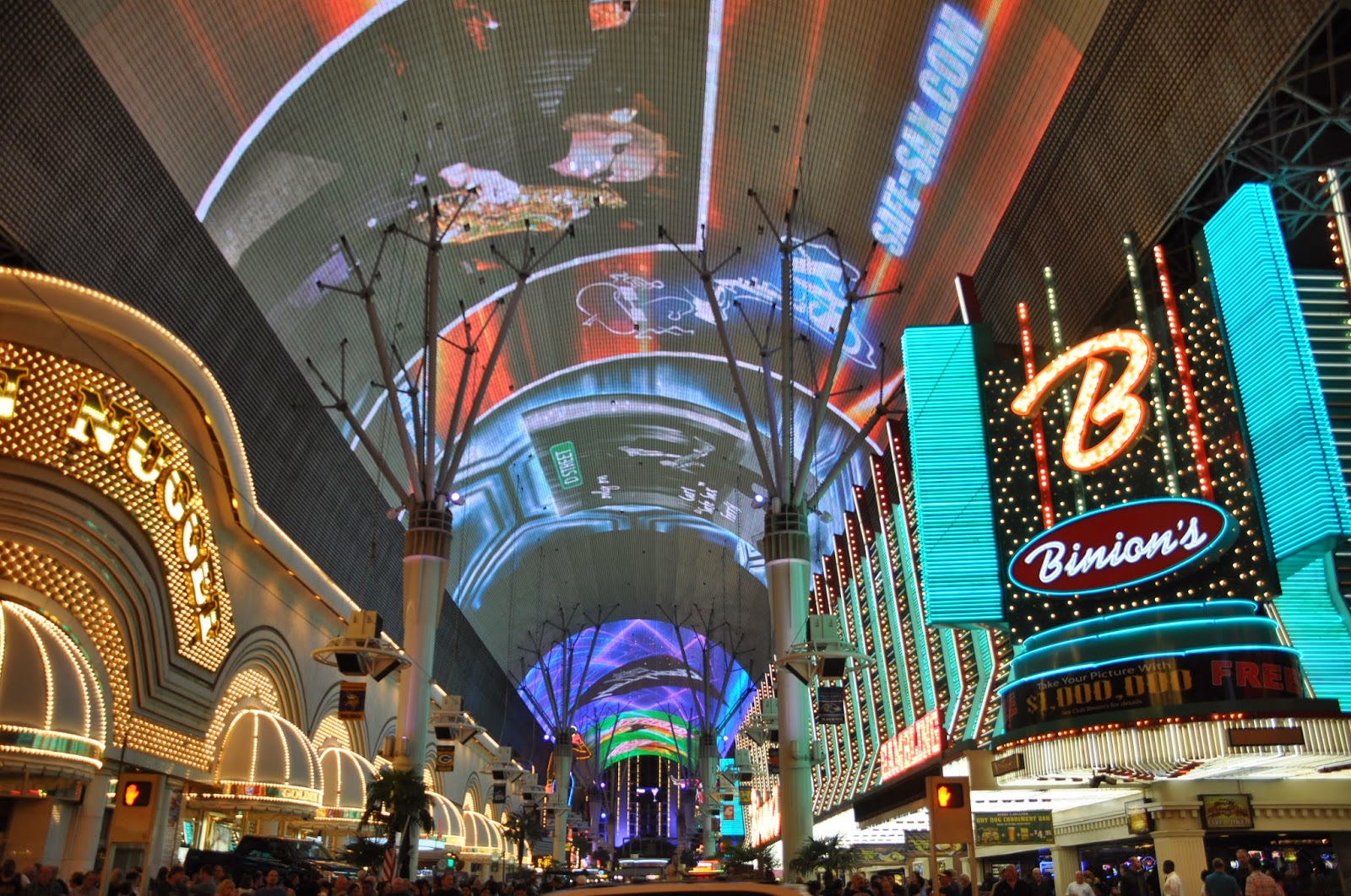 Fremont Street Experience - Downtown Las Vegas