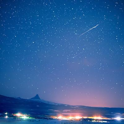 Comet Lovejoy (c) John Ashley