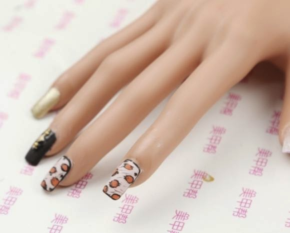 nail art picture tutorial