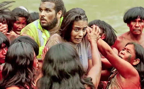 F This Movie Review The Green Inferno