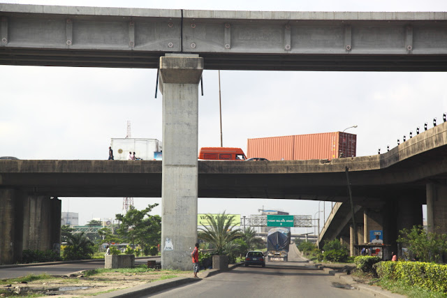 Lagos highways