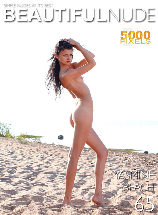 BeautifulNude1-23 Yasmine - Beach 12060