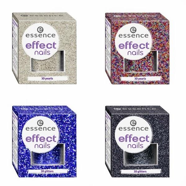 Essence Effect Nails - Trend Edition - nail pearls