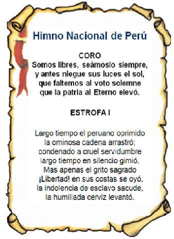 UNICAIE40199: LOS SIMBOLOS DE LA PATRIA