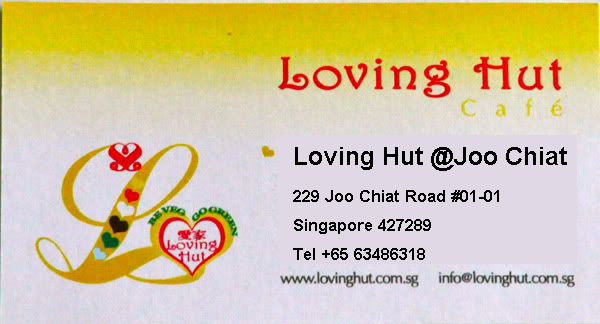 Singapore Loving Hut