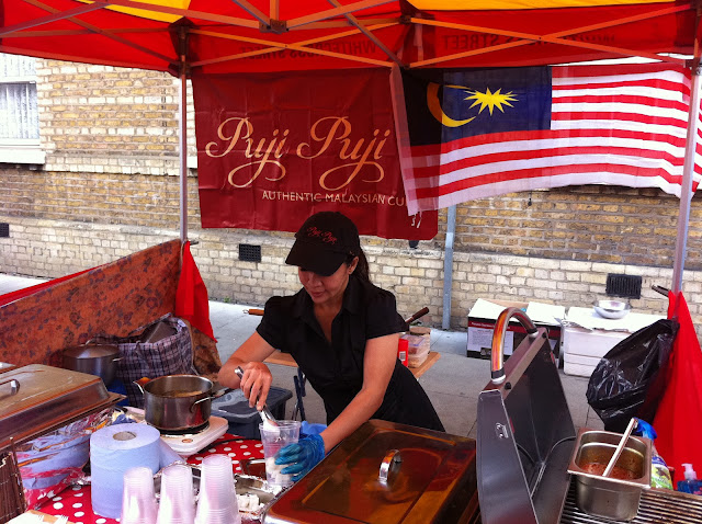 Whitecross+Street+Party+London+Olympics+stall+Puji+Puji