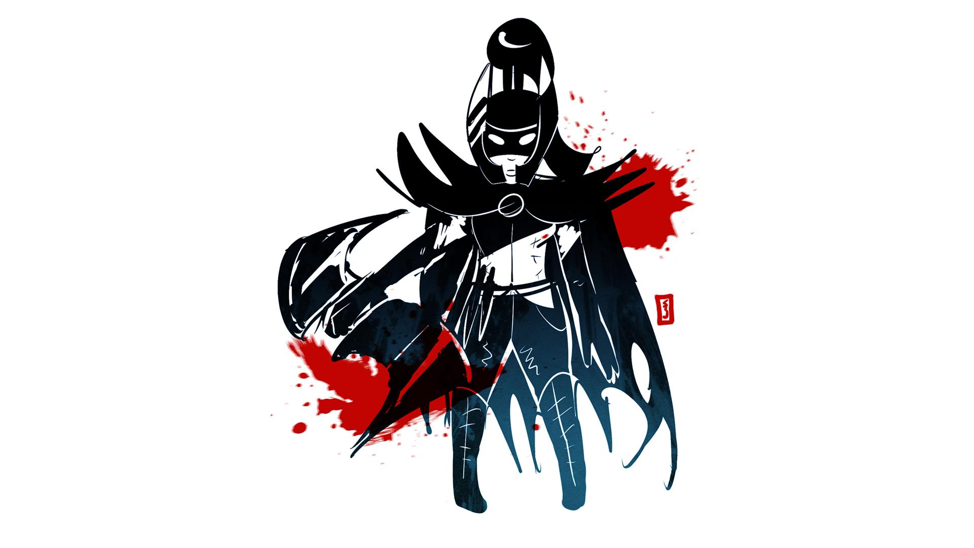 phantom assassin mortred dota 2 girl hd wallpaper hero image picture ...