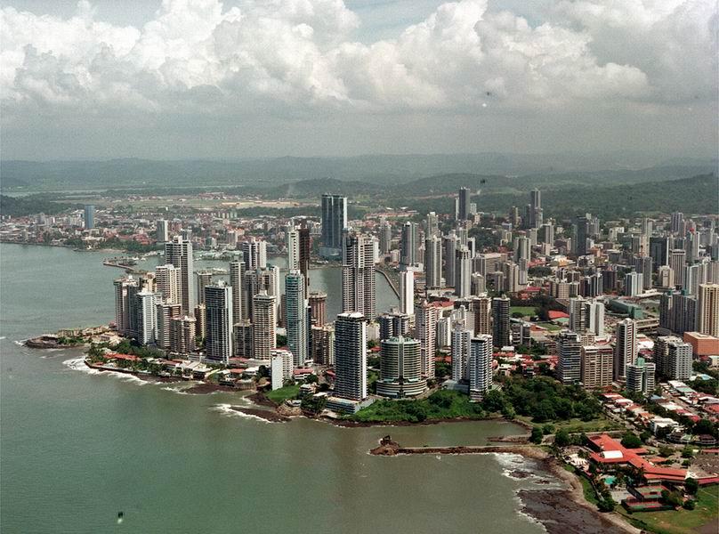 Panama City's Skyline - Futuristic Architecture