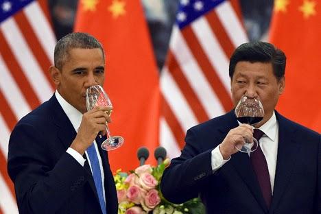 Risia Ingin Ketegangan AS-Tiongkok Mereda