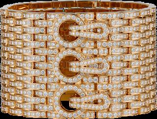 Cartier Maillon Panthère cuff bracelet