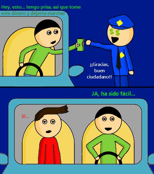 imagenes graciosas - Conducir borracho