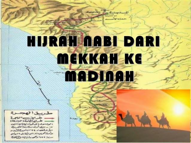 Kisah Perjalanan Hijrah Nabi Muhammad SAW