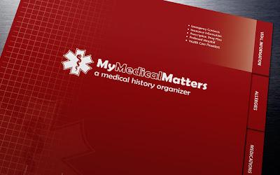 My Medical Matters - medical history organizer