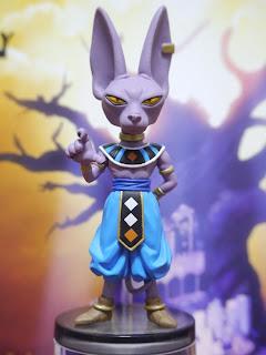 Miniatura do deus da destruição Bills (Birusu)
